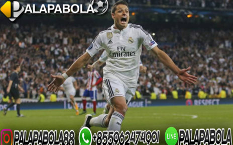 Chicharito Ungkapkan Bermain Di Man United Dan Real Madrid